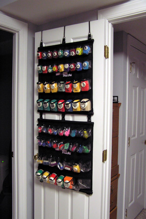 Paper Punch Storage